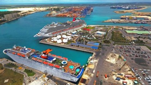 Freeport Harbour MARPOL